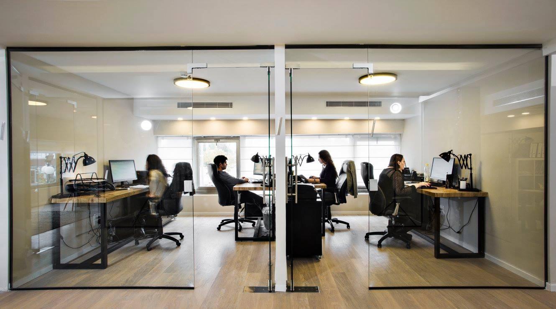 עיצוב משרדי אופו ספייס