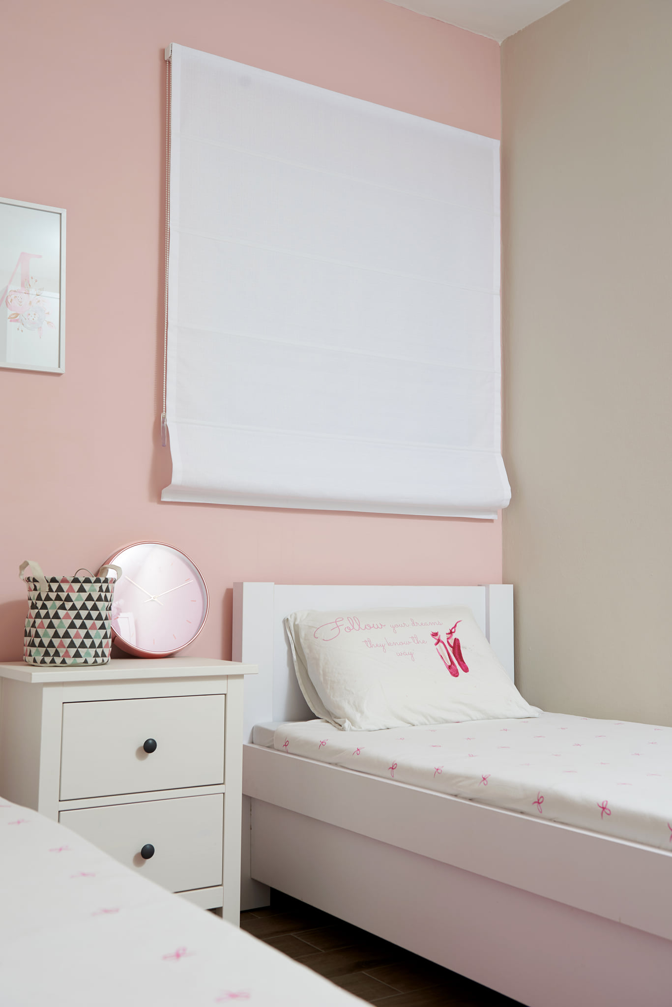 עיצוב חדר בנות