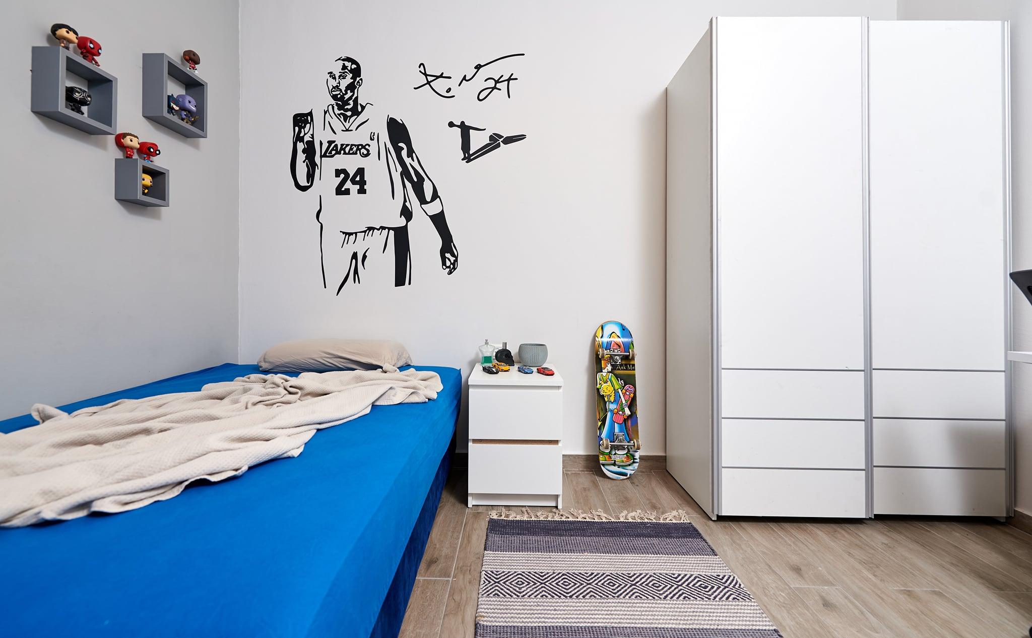 עיצוב חדר מתבגר