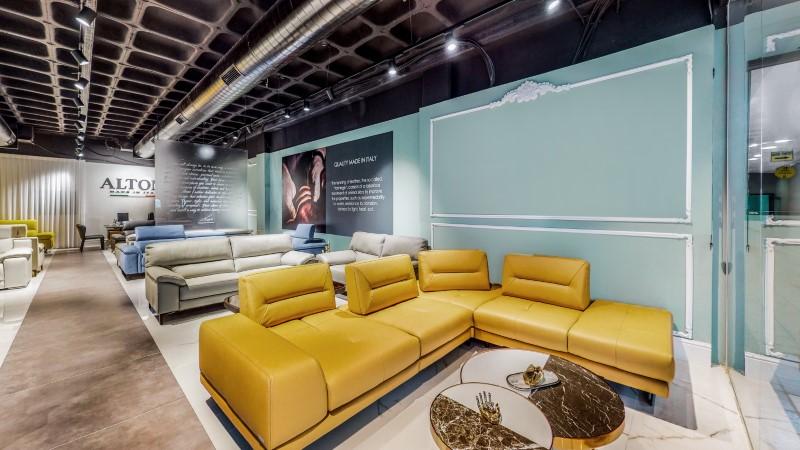עיצוב חנויות רהיטים