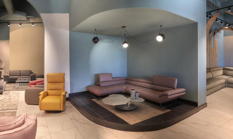 עיצוב חנות רהיטים ניקולטי